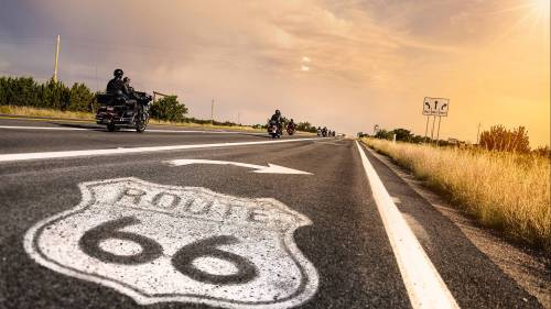 Ruta 66 - Najpoznatiji put u SAD