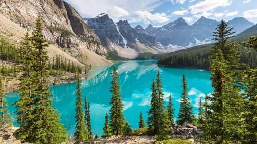 Najpoznatiji nacionalni parkovi u Kanadi
