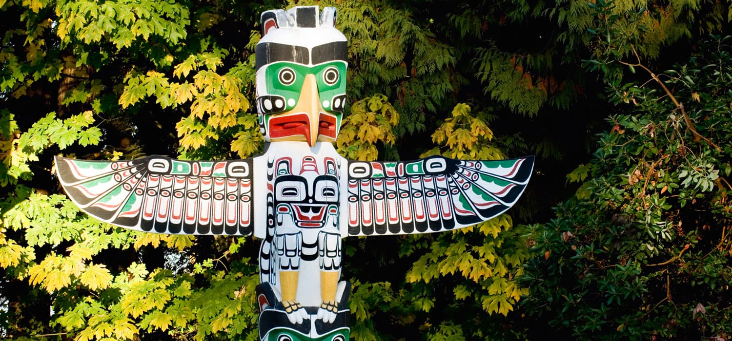 First-Nations-Totems