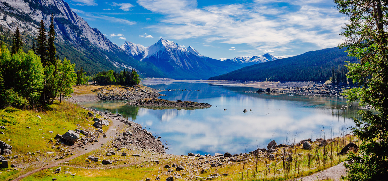 Jasper National Park - Kanada